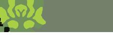 Ayurvedic treatment kerala. Ayurvedic massage, spa, resorts. Logo